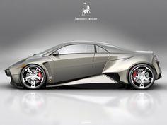 Lamborghini Embaldo - Concept Car