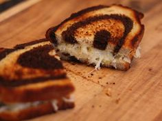 Grilled Cheese Sandwiches with Sauerkraut on Rye Recipe on Yummly