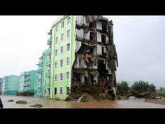 Friday 28 August 2015 |  North Korean floods wreak severe damage – video | World news | The Guardian - http://www.theguardian.com/world/2015/aug/28/north-korean-floods-wreak-severe-damage-video