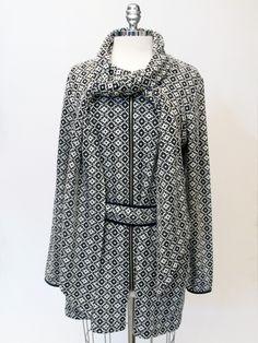 Azura Boutique - Pink Lotus Southwest Scarf Jacket, $150.00 (http://www.shopazura.com/pink-lotus-southwest-scarf-jacket/)