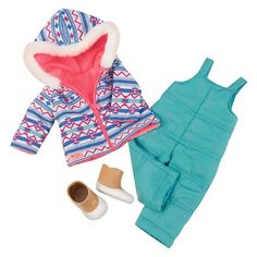 Our Generation Deluxe Outfit - Snow Bright : Target
