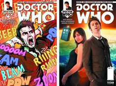 Doctor Who Titan Comics 10th Doctor issue #10