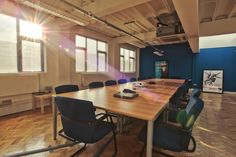 The Lightbox, Chiswick to let. 11,400 sq ft great warehouse office space