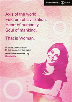 23 Creative And Inspiring Women's Day Ads