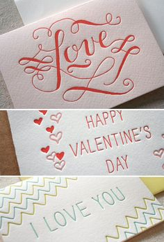 All things paper & letterpress, my kind of blog :)