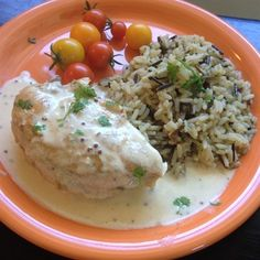 """Chicken with Mustard Sauce 
