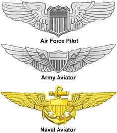 US - Aviation Wings