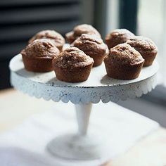Healthy, low calorie muffins, ideal for dieting - click for recipe