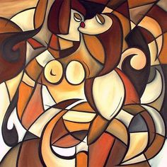 thomas c fedro cubism - Cerca con Google