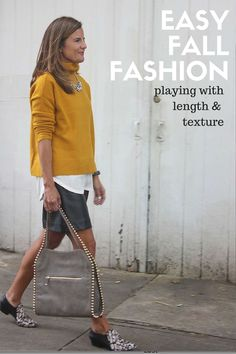 Favorite fall fashions, How to wear the trendy colors of the season.  MomTrends