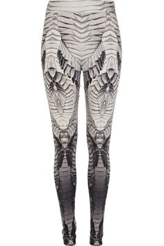 Printed leggins by Georgia Hardinge for River Island.