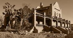 The Old West: Ghost Towns near Las Vegas, Nevada