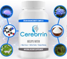 You will experience a total decrease in anxiety when taking Cerebrrin as a result of a far better top quality of psychological emphasis and far better lifestyle as a whole. This the best verdict to the advantages that you might hope for! Cerebrrin are available this official website http://hikehealth.com/cerebrrin-probiotics/