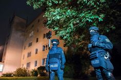 Refugee's Capture in Germany Is Said to Thwart Terrorist Attack - The New York Times