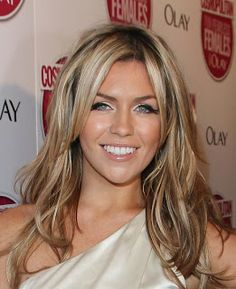 On Journey of Being (Self-Loved): GW reward haircut - Abbey Clancy