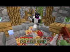 ▶ Minecraft Xbox - Floating Island Hunger Games - Round 1 - YouTube