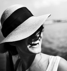 LAUGHTER... CAUGHT IN THE MOMENT ...B&W PHOTOGRAPHY