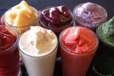 smoothies -