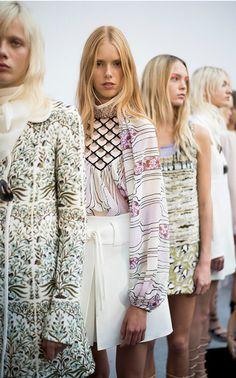 Best of Paris Fashion Week Spring Summer 2016 on Moda Operandi