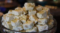 Sheer Pera, Afghan Milk Fudge with Rosewater, courtesy of Humaira Ghilzai