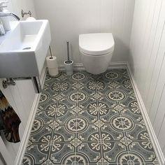 Kristiania #24 Kitchen Flooring, Hygge, Interior Inspiration, Bath Mat, Tile Floor, Interior Design, Bathroom, Instagram, Home Decor
