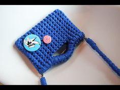 ズパゲッティ・Tシャツヤーンで編む人気のバッグ!編み方動画を紹介するよ☆ | Handful
