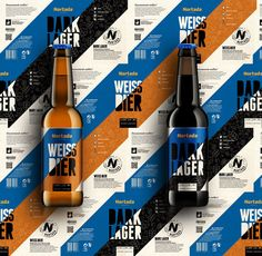 Nortada - Regional craft beer from Porto Portugal / World Brand & Packaging Design Society