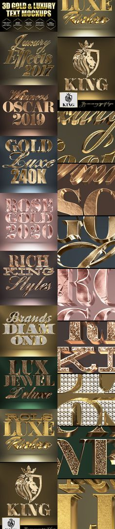 184 Best Gold letters images in 2019 | Calligraphy, Graph design