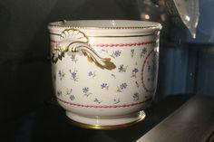 Sevres, decor 'A Perles Et Barbeaux' pearl and cornflower service de la comtesse de Artois, pate-dure porcelain 1788