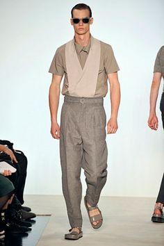 Yves Saint Laurent @ Paris Menswear S/S 11 - SHOWstudio - The Home of Fashion Film