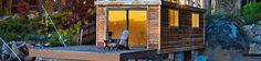 Container Home Consultants  |  Dwell Prefab Sourcebook  |  Northwest (Hamilton, MT)
