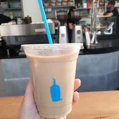 맛있는 라떼 #샌프란시스코 #블루보틀 #일상 #데일리 #커피스타그램 #소통 #좋아요 # #sanfrancisco #bluebottle #coffee by ea_rachel