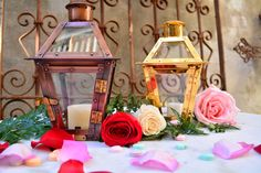 Pretty Patio lanterns are perfect for lighting up the romantic evening you have planned for #ValentinesDay