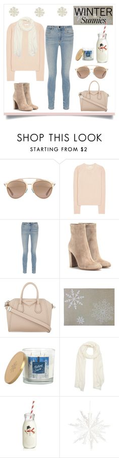 """winter sunnies Top Fashion Set for Nov 28th, 2015"" by polychampion-805 ❤ liked on Polyvore featuring Christian Dior, Chloé, Alexander Wang, Gianvito Rossi, Givenchy, Threshold, Sonoma life + style, Portolano and Crate and Barrel"