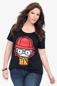 Hello Kitty Hip Hop Tee boy-eee!