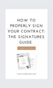 7 Common Contract Mistakes, And How To Avoid Them