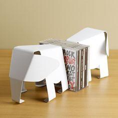 Design Ideas: Hannibal Bookend