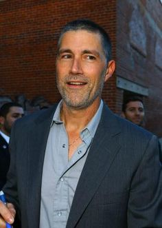 Matthew Fox signing autographs for fans outside of the Jimmy Kimmel show Bone Tomahawk, Foxs News, Sean Young, Richard Jenkins, Matthew Fox, Patrick Wilson, Kurt Russell, New Movies, The Outsiders