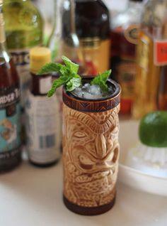 5 Tiki Drinks to Try :: Articles :: Boston Common Magazine #tiki