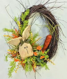 Crooked Tree Creations | Spring Floral Decor, Wreaths And Arrangements From Cute And Whimsical To Upscale And Sophisticated.