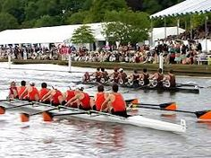 Today is the start of the Henley Royal Regatta. Anyone for Pimms?