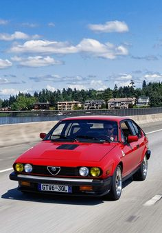 1981 Alfa Romeo GTV6 Maintenance/restoration of old/vintage vehicles: the material for new cogs/casters/gears/pads could be cast polyamide which I (Cast polyamide) can produce. My contact: tatjana.alic@windowslive.com