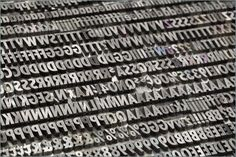 photos of vintage metal letters - Google Search