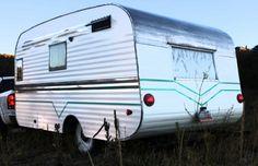 1960 leisure Travel trailer