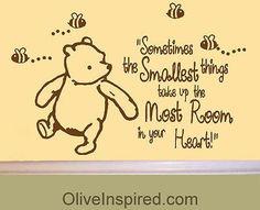 Winnie pooh art