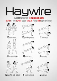 Haywire Workout
