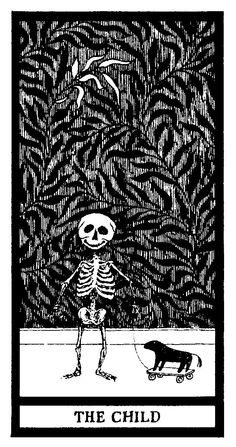 Edward Gorey - Fantod Pack. Edward Gorey's Fantod Pack was first published in 1995. It is a 20 card tarot deck featuring a guide to interpreting the cards by Madame Groeda Weyrd.