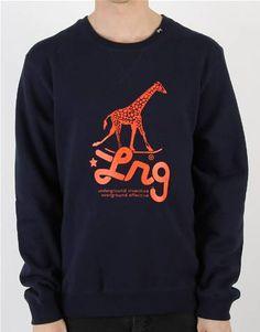 Favourite LRG sweater. :)
