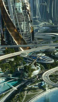 Science fiction ships future city ideas for 2019 Fantasy City, 3d Fantasy, Fantasy Landscape, Fantasy World, Futuristic City, Futuristic Architecture, City Architecture, Future City, Future Vision