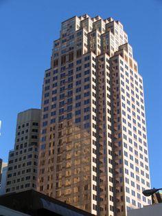 San Francisco skyscraper peach old #sky #building #skyscraper